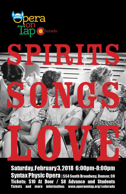 spirits songs love
