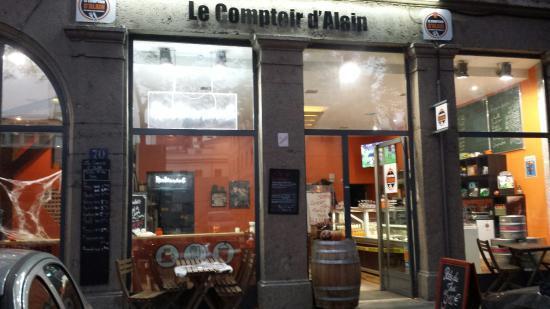 Le comptoir d'Alain, 70 cours Suchet, 69002, Lyon, France