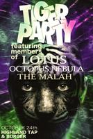 Tiger Party feat. Members of Lotus, Octopus Nebula & The...