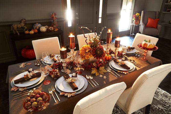 Thanksgiving flower arrangement in european style tickets