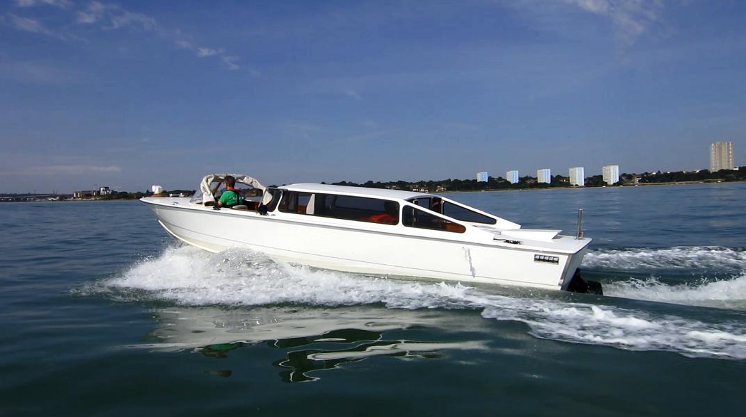boat running