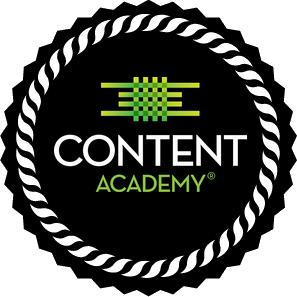 Content Academy Certificate