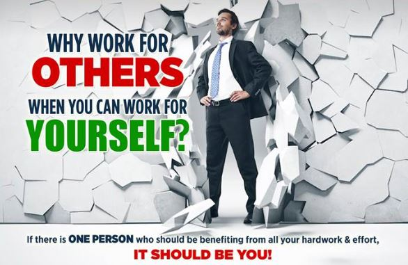 Be Your Own Boss How To Build A Big Business With No