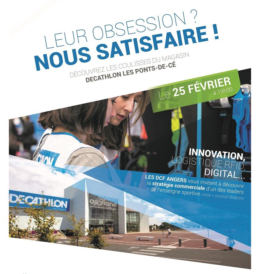 Invitation decathlon