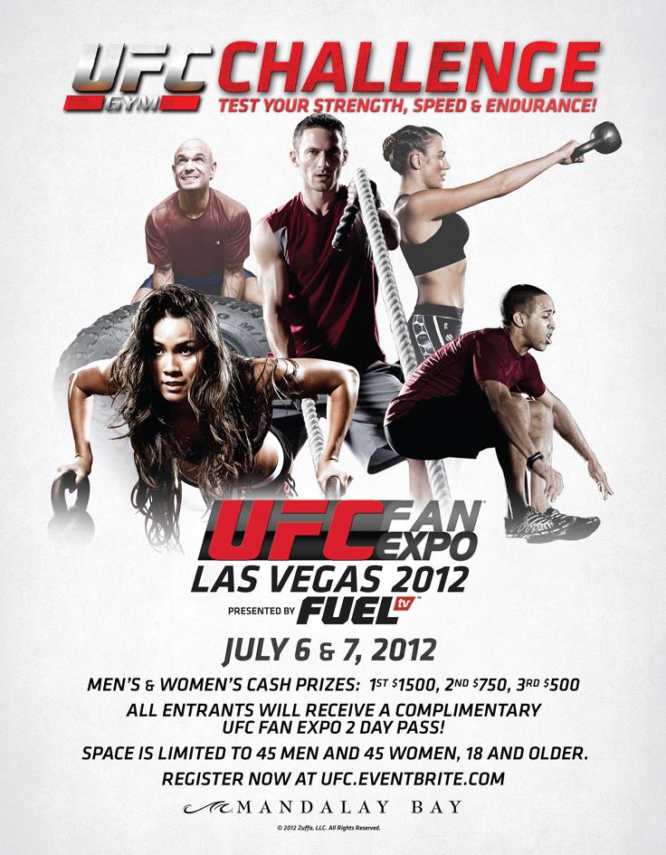 UFC Gym Challenge
