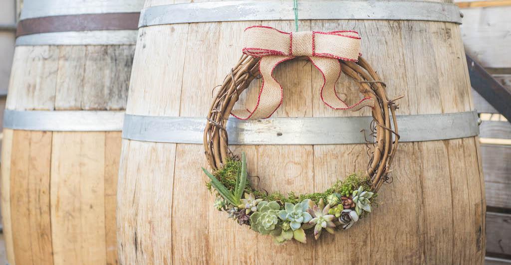 Succu-wreath example picture