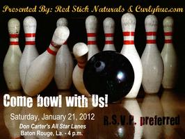 Red Stick Naturals Bowling Meet & Greet