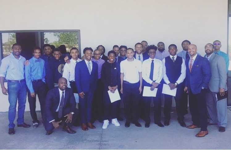 Suits for Sons' Interview Boot Camp with Mufasa's Pride