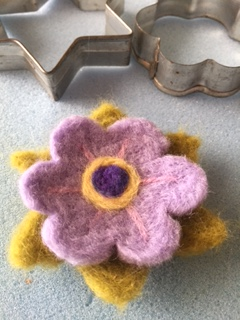 Ann Curtis Needlefelting