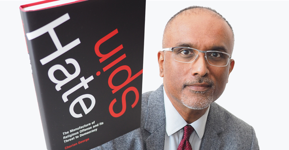 New book: Hate Spin by Cherian George