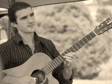 Guitarist, Isaac Moyer
