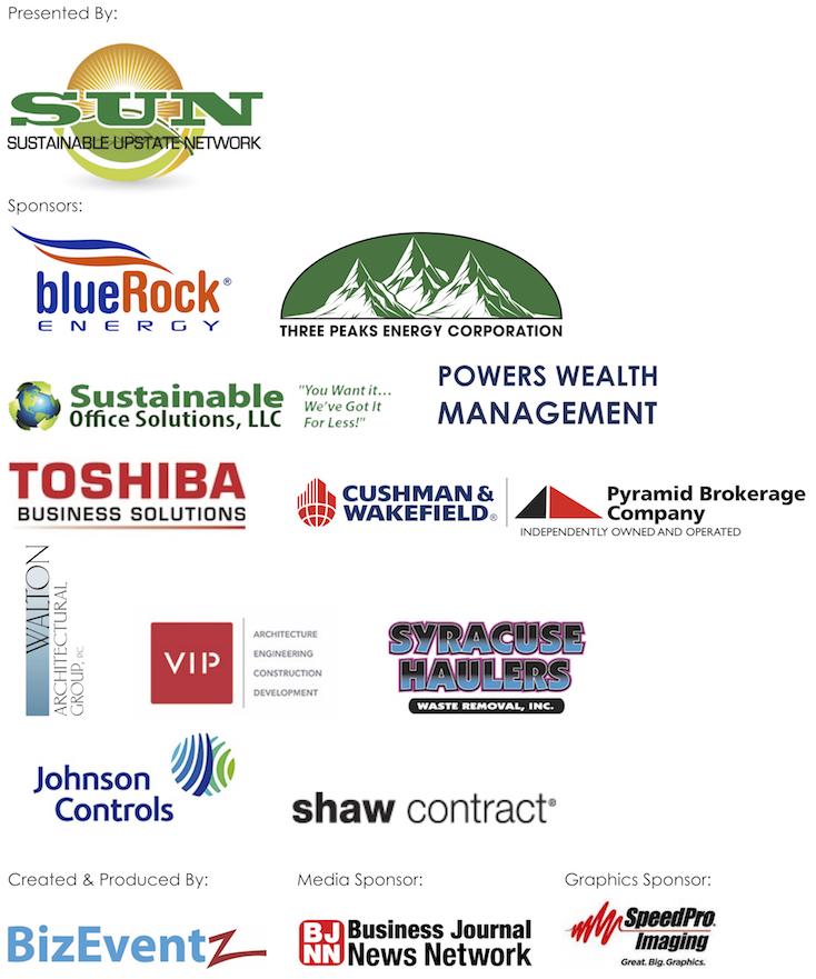 SUN Awards Sponsors