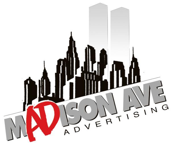 Madison Ave Logo