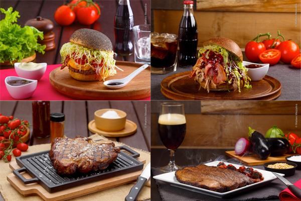 I piatti del Tony's Diner