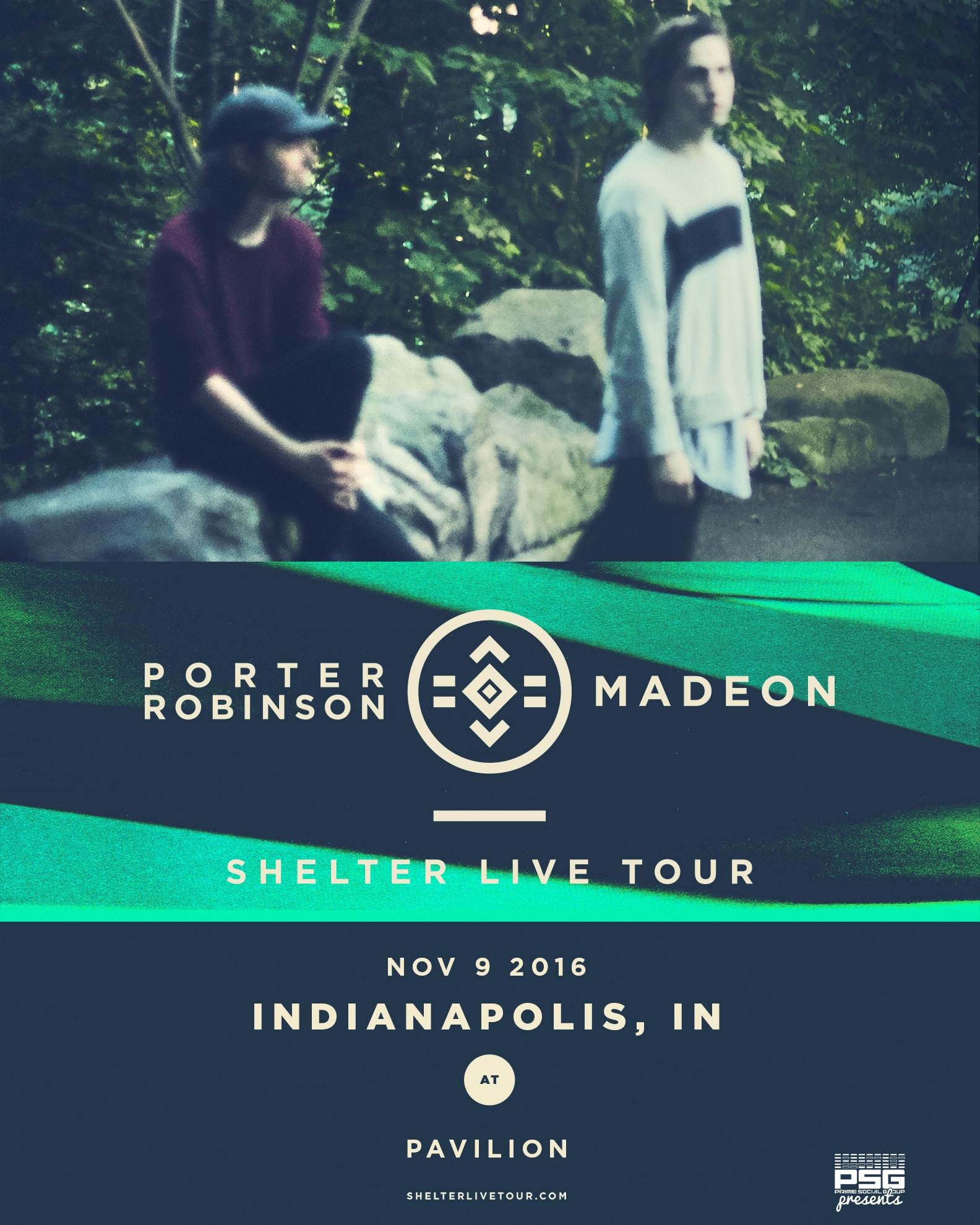portermadeon. SHELTER LIVE TOUR: Porter Robinson & Madeon