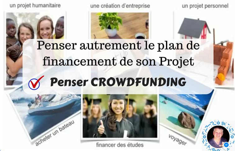 différents projets de financement participatif
