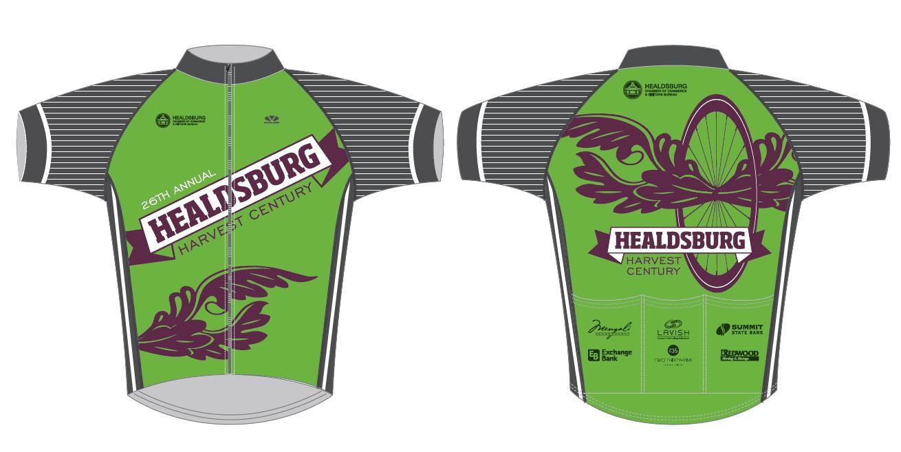 2012 bike jersey