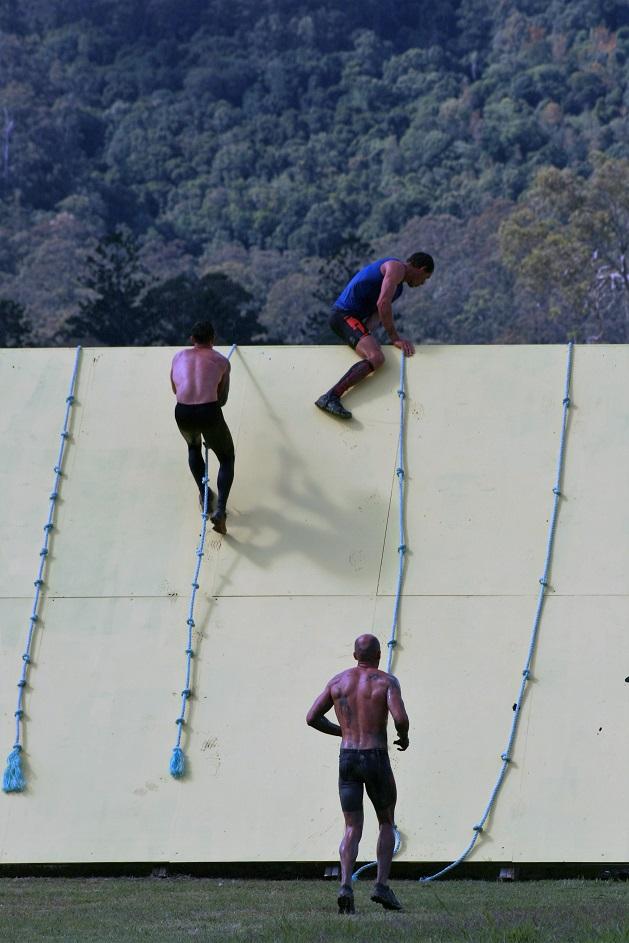 Apex Rope Climb