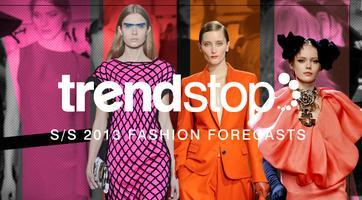 Spring/Summer 2013 Color Forecast Overview by Trendstop.com