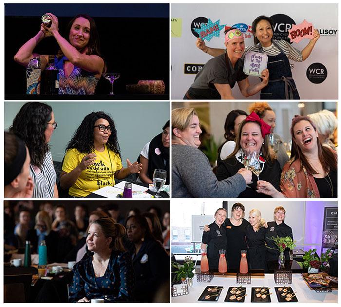 Women Chefs & Restaurateurs members
