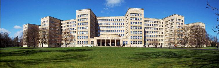 Welcome to Goethe University Frankfurt