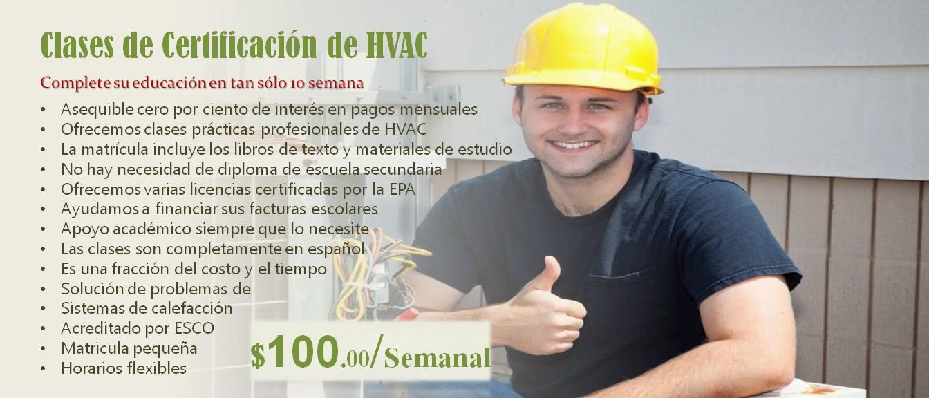 El curso de HVAC que te prepara para el Futuro