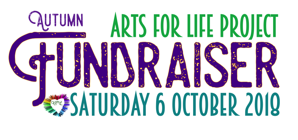 Arts For Life Project Autumn Fundraiser