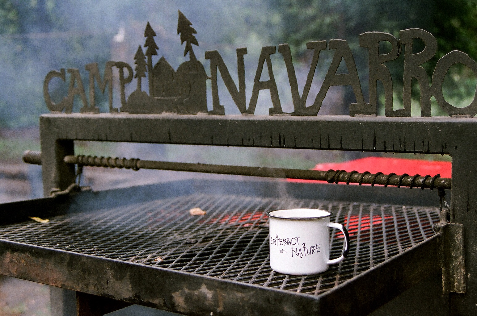 Camp Navarro Grill