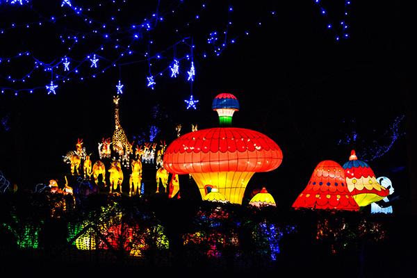 Magical Lantern Festival Yorkshire
