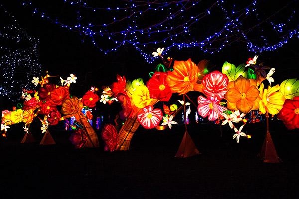 Magical Lantern Festival Birmingham