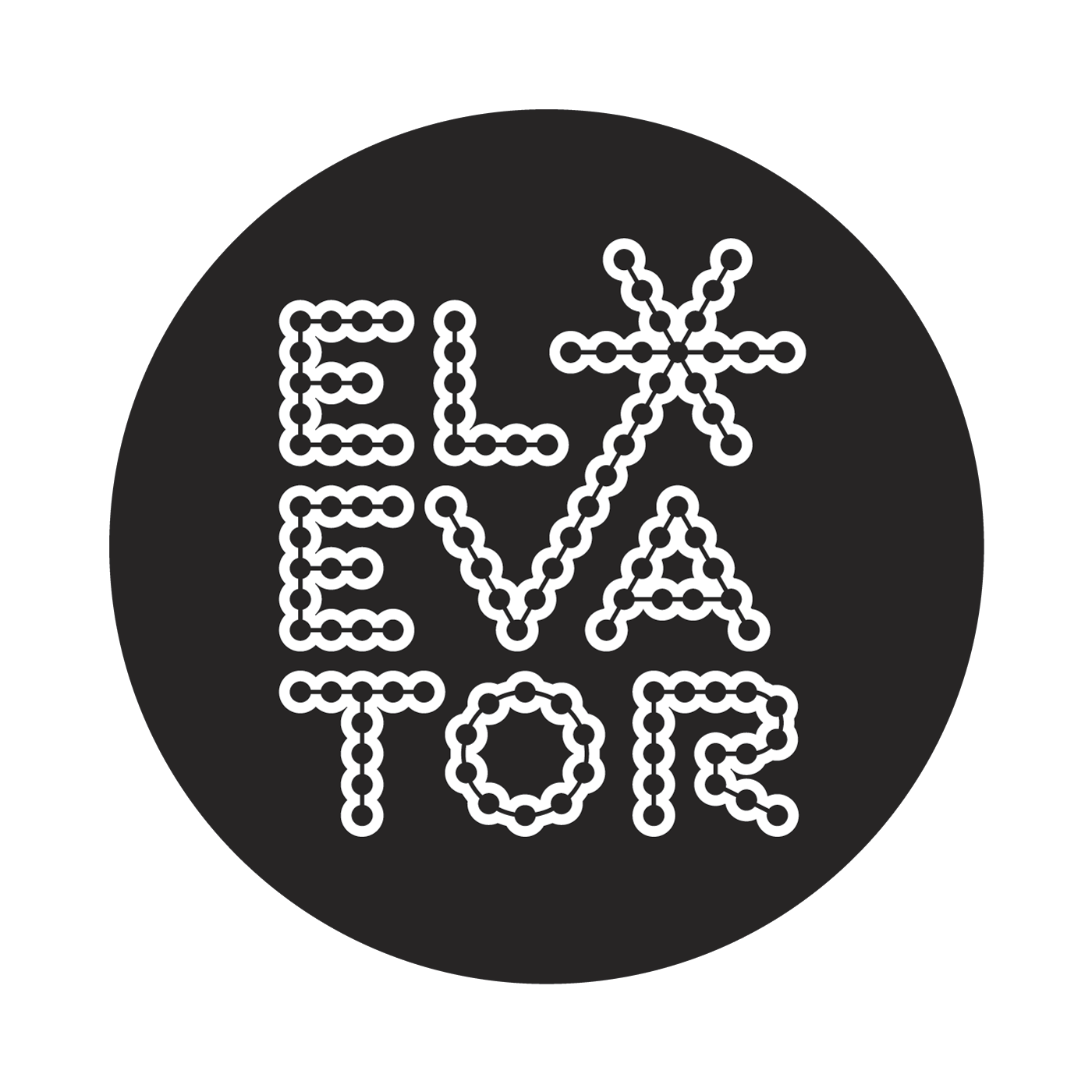 elevator badge logo