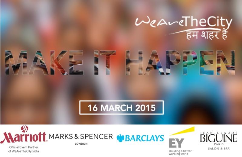 Make it Happen IWD Event India