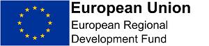 European Union, European Regional Development Fund Logo