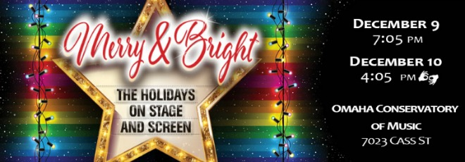 Merry & Bright: The Holidays on Stage & Screen