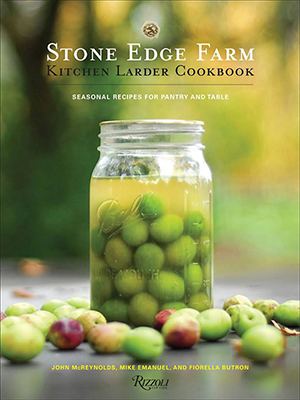 Stone Edge Farm Kitchen Larder Cookbook Release Party @ The Store at CIA Copia | Napa | CA | US