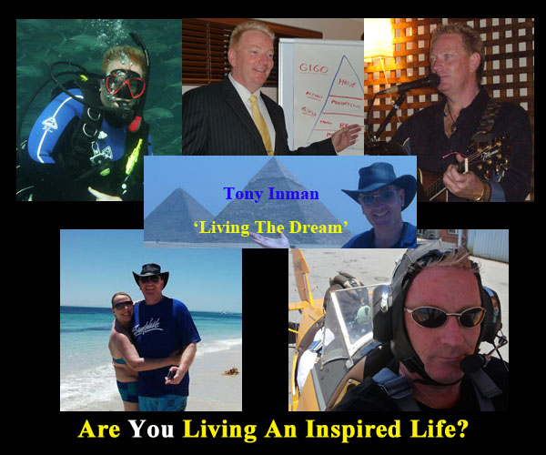Living an Inspired Life