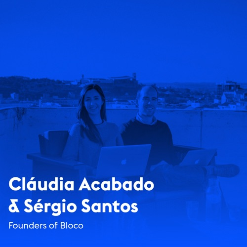 Claudia Acabado & Sergio Santos - Bloco