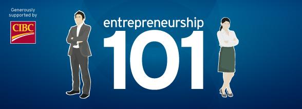 Entrepreneurship 101 Title Image