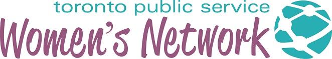 Toronto Public Service Women's Network Text Logo