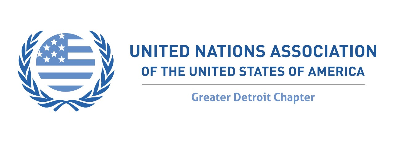 United Nations Association of Greater Detroit Logo
