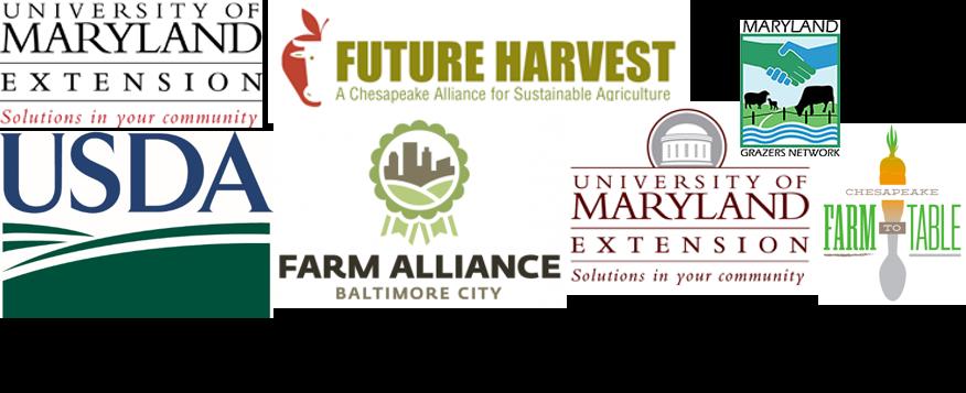 Beginning farmer grant logos