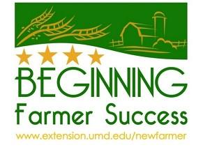 Beginning Farmer Success Logo