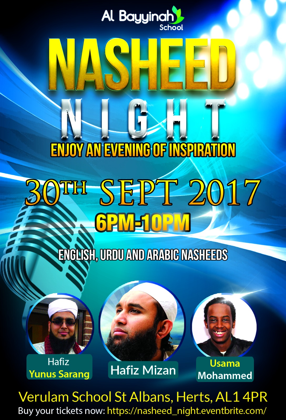 Nasheed Night