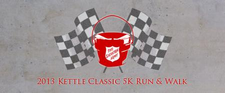 SOLD OUT! - 2013 Kettle Classic 5K Run/Walk