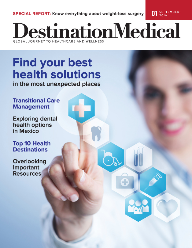 Destination Medical Magazine