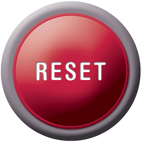 RESET Button Small Alpha