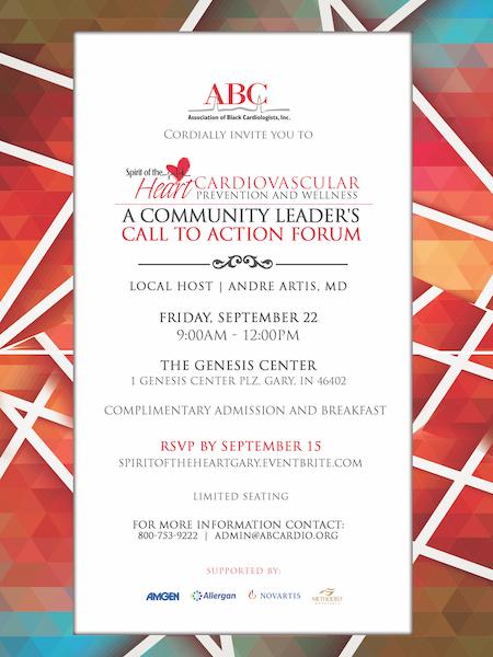 Spirit of the Heart Community Leader's Forum