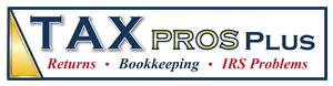 Tax Pros Plus Logo