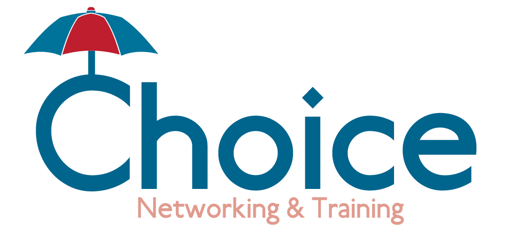 CHOICE Networking and Training logo