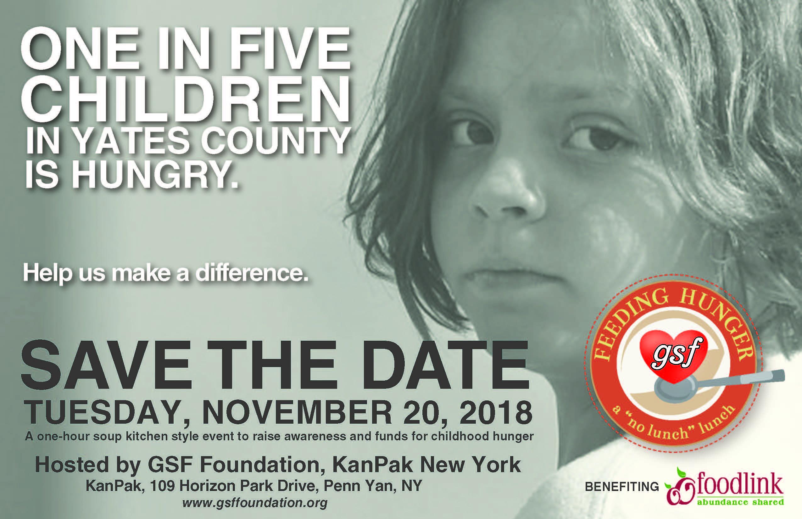 Save the Date KanPak NY